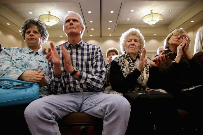 Jumbled GOP field hopes for survival in South Carolina
